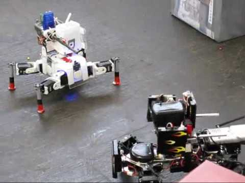 RoboGames 2009 Day 2 Highlights