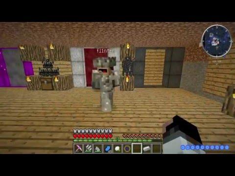 MINECRAFT: DIVINE RPG №31 | КАМЕННЫЙ МОНСТР