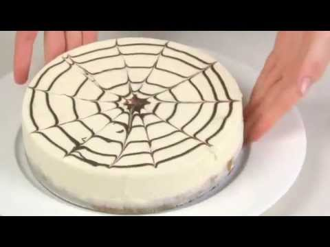 Hummingbird Bakery Cake Days - Spiderweb Cheesecake