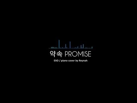 """""""약속 (EXO 2014) / Promise"""" Piano Cover 피아노 커버 - EXO 엑소"""