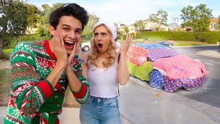 Surprising All My Friends with Gifts For an Entire Week!! (**Freakout) | Brent Rivera