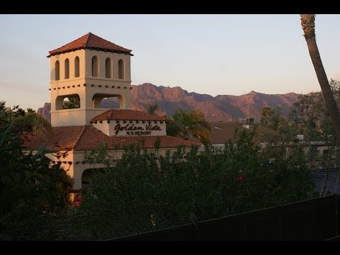 Golden Vista Resort 55+ Community Located in Apache Junction, Arizona