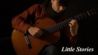 "Scriabin - Canon in D minor | Dimitris Soukaras ""little stories"""