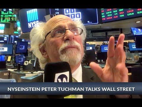 """NYSEinstein am 15.10.2018: """"Börse stürzt ab"""""""