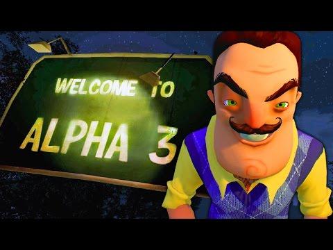 ДОБРО ПОЖАЛОВАТЬ В АД! ► Hello Neighbor Alpha 3