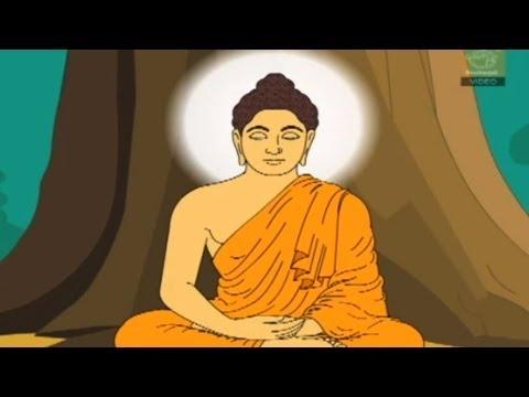Lord Buddha - Animation Film - The Power Of Life video