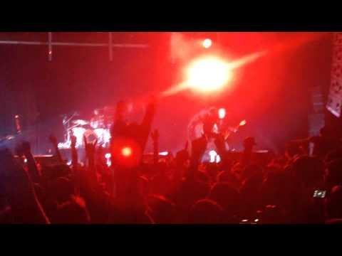 Rise Against - Collapse (Post Amerika) live @ Budapest Petőfi Music Hall 2012