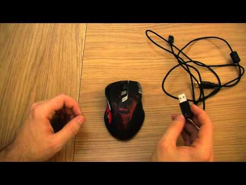 Review: Trust GXT 35 Gaming Mouse