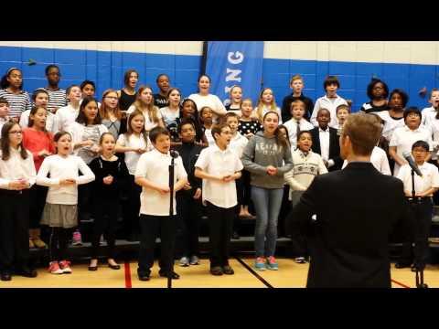 Craig School Chorus -  Commercial Medley