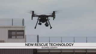 Oconee Co. Sheriff purchases new search and rescue technology