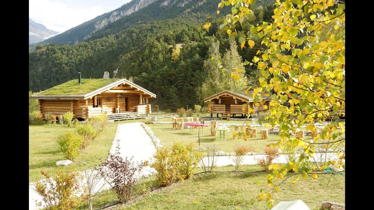 Haute Maurienne : ma cabane en montagne ! - YouTube