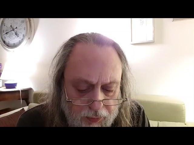 Jesus e os Caminhoneiros da Galileia! - Live com Caio Fábio - 27/05/2018