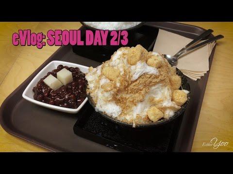eVlog: SEOUL-Day 2/3