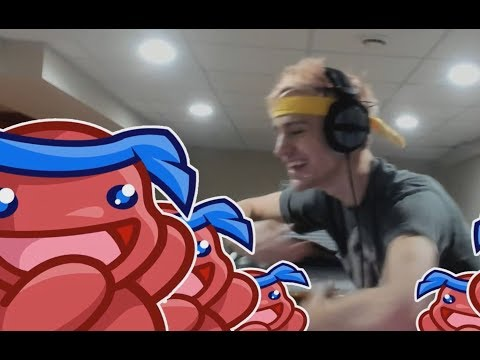 Ninja Pon Pon - First Pon Pon from Main Webcam