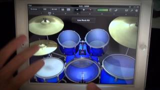 GREEN DAY・iPad Drum Cover 5
