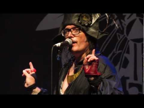"Adam Ant - ""Ant Music"" / ""Goody Two-Shoes"" - live in SF - 10/18/2012"