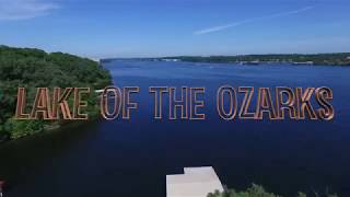 Lake of the Ozarks: 2018 Summer Travel Video