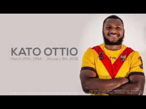 Tribute to Kato Ottio