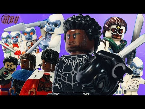 LEGO Black Panther: Episode 1 - 'The Throne Of Wakanda'