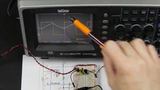 Astable 555 timer - 8-bit computer clock - part 1