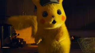 Tóm tắt phim chiếu rạp Thám Tử Pikachu trong 12 phút kì bí.