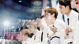 9 Years With EXO EXO BAR - BEST EDIT EVER We are one. Let's love // Happy 9th Anniversary!