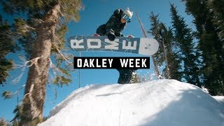 OAKLEY WEEK x MAMMOTH