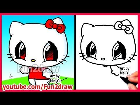 Videa u ivatele fun2draw for Fun to draw cat