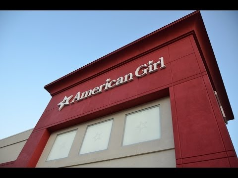 American Girl Store Washington D.C. Holiday Tour (Part 1)