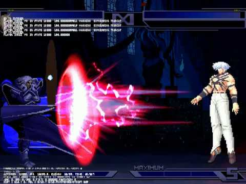 kof awaken god igniz vs god heaven orochi
