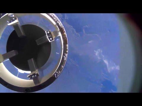 Blue Origin's Flight - Preparing for Space Tourism | Video