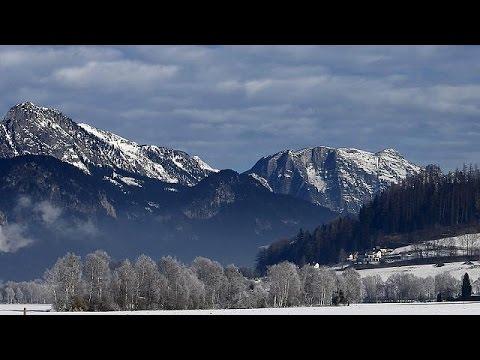 فرنسا: مقتل 6 متزلجين جراء انهيار ثلجي في جبال الالب