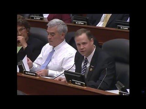 Congressman Jim Bridenstine Pushes for LNG Exports