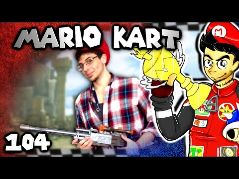 Hunting The Derps (Mario Kart 8 Online: The Derp Crew - Part 104)