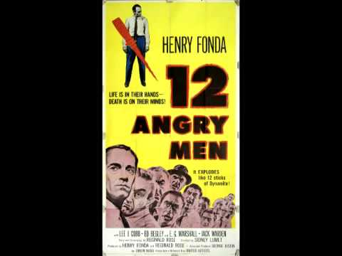 Written movie review: 12 Angry Men