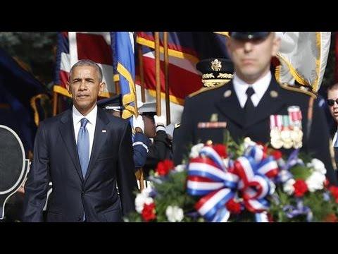 President Barack Obama's Veterans Day Remarks