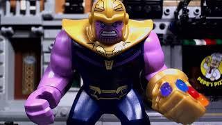 LEGO Avengers: Infinity War/Endgame stop motion animation 2018