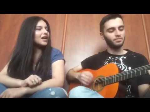 Sirusho ft Sebu - Vuy Aman (Acoustic cover by Lana & David)