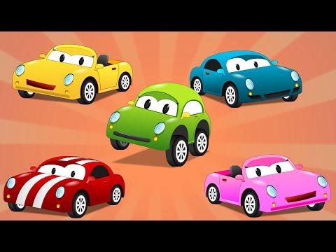 Cars Finger Family | Nursery Rhymes for Children | Little Kids Tv