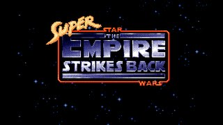SNES Longplay [152] Super Star Wars: The Empire Strikes Back