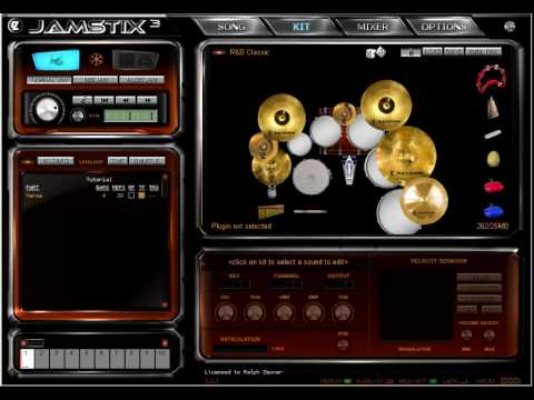 Jamstix 3 - Quickstart