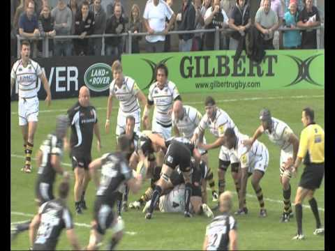 Exeter Chiefs vs London Wasps -  Aviva Premiership Rugby Highlights Rd.4
