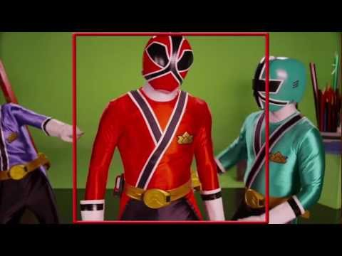 The Power Rangers MEGA Album Playlist