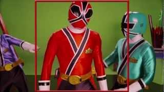 Power Rangers   The Power Rangers MEGA AlPlaylist