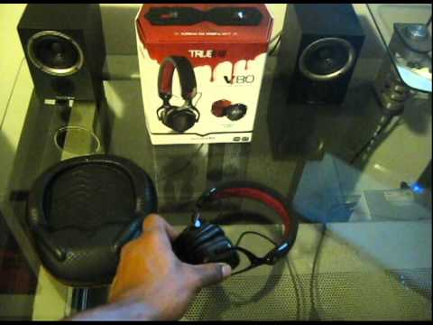 True Blood V-Moda V-80 M-80 Headphones Video Review