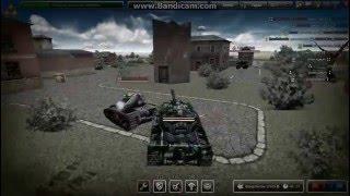 Прохождение игры танки онлайн часть 1