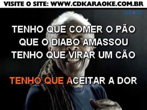 Gilberto Gil   Se Eu Quiser Falar Com Deus