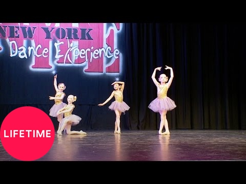 Dance Moms: Full Dance: Minis Group Ballet Performance (Season 6, Episode 31) | Lifetime