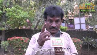 Sarapambu Subburaj At Kidaa Poosari Magudi Movie Team Interview