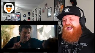 UNCHARTED - Live Action Fan Film (2018) Nathan Fillion - Reaction / Review